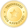 Tennessee DOS Approved